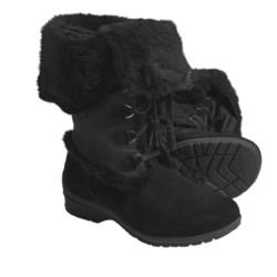 Khombu Russia 3 Winter Boots (For Women) in Black