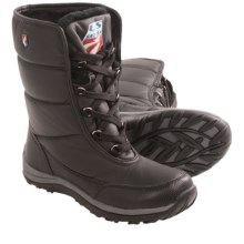 Khombu Ski Team Winter Boots - Insulated (For Women) in Black - Closeouts