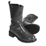 Khombu Snake Boots - Fleece-Lined (For Women)