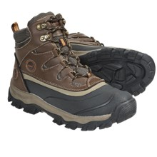 Khombu Summit 3 Winter Boots -Waterproof (For Men) in Brown - Closeouts