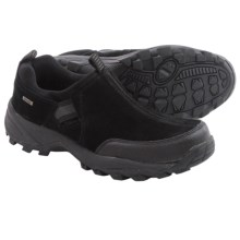 Khombu Tamarack Shoes - Slip-Ons (For Men) in Black - Closeouts