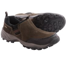 Khombu Tamarack Shoes - Slip-Ons (For Men) in Brown - Closeouts
