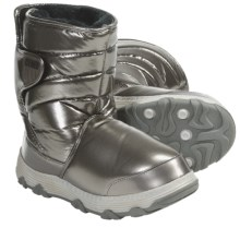 Khombu Traveler 2 Winter Boots - Waterproof, Faux-Fur Lined (For Women) in Pewter - Closeouts