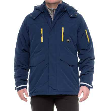 Khombu Tri-Season Jacket - Waterproof, Insulated, 3-in-1 (For Men) in Navy - Closeouts