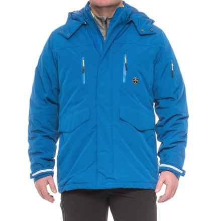 Khombu Tri-Season Jacket - Waterproof, Insulated, 3-in-1 (For Men) in Snorkel Blue - Closeouts