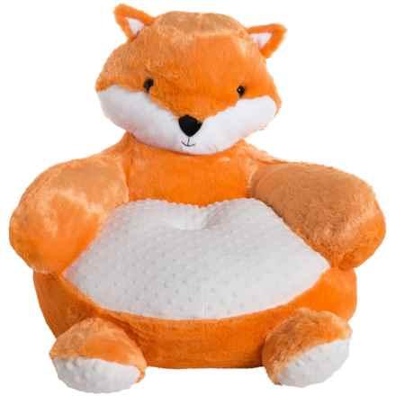 Kids Preferred Stuffed Fox Chair (For Kids) in Fox - Closeouts