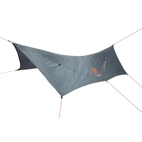 Kijaro Ultra Tarp Cover in Tlou African Gray