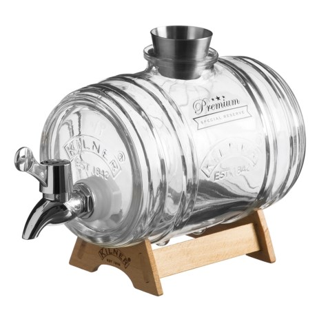 Kilner Barrel Dispenser - 34 fl.oz. in See Photo