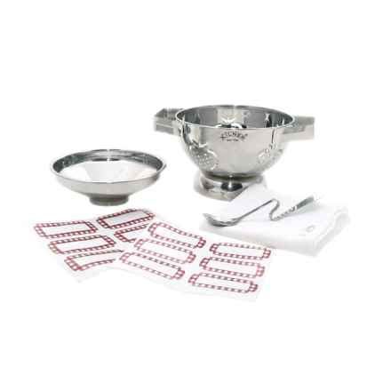 Kilner Canning Set - 5-Piece in See Photo - Closeouts