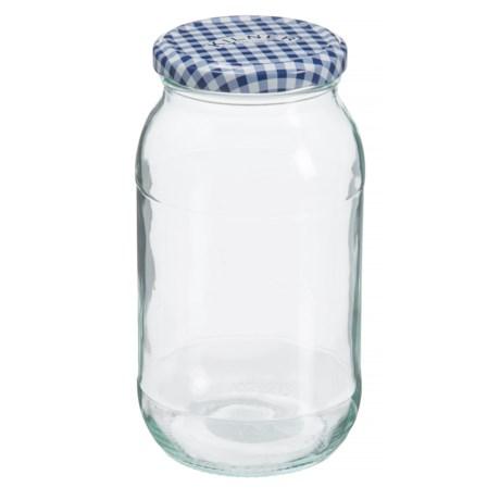 Kilner Twist Top Jar - 24 oz. in Clear