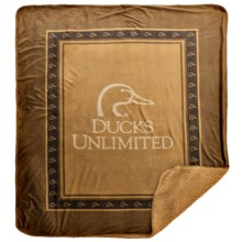 "Kimlor Comfy Dog Throw Blanket - 50x60"" in Ducks Unlimited - Closeouts"