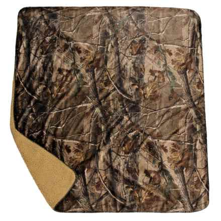 "Kimlor Comfy Dog Throw Blanket - 50x60"" in Realtree Ap - Closeouts"