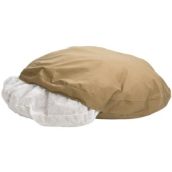 "Kimlor Dog Bed Cover - 50"" in Tan"
