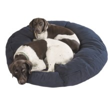Kimlor Dog Bed - Premium Quality in Navy - Overstock