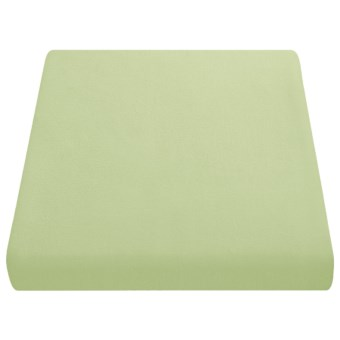 Kimlor Jersey Knit Sheet Set - Full in Mint