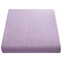 Kimlor Jersey Knit Sheet Set - Queen in Lavender - Closeouts