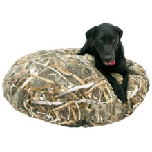 "Kimlor Premium Camo Dog Bed - 40"" in Max 5 - Closeouts"