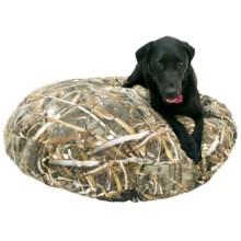 """Kimlor Premium Camo Dog Bed - 40"""" Round in Max 5 - Closeouts"""