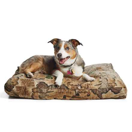 "Kimlor Realtree® Advantage Pet Bed - 30x20"" in Camo - Closeouts"