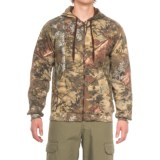 Kings Camo Classic Thermal Zip Hoodie - Cotton Blend (For Men)