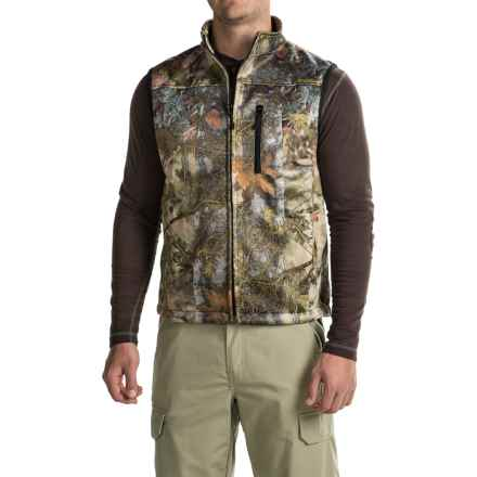 Kings Camo Hunter Series Soft Shell Vest (For Men and Big Men) in Mountain Shadow - Closeouts
