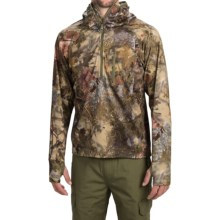 Kings Camo XKG Hightop Hoodie - Zip Neck (For Men) in Mountain Shadow - Closeouts