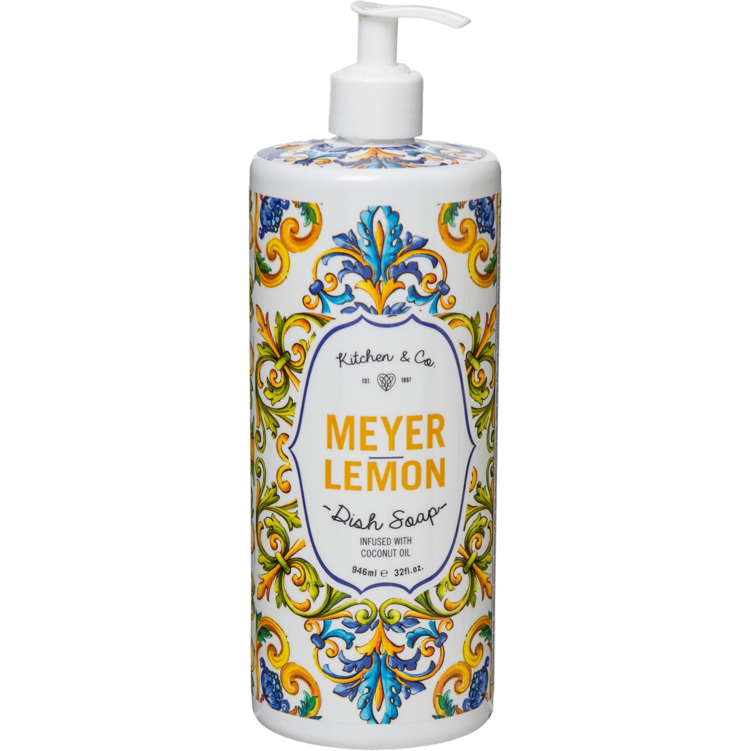 Kitchen And Co. Meyer Lemon Dish Soap - 32 oz.