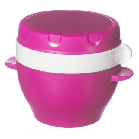 Kitchen Details Leak-Proof Food Container - BPA-Free in Pink