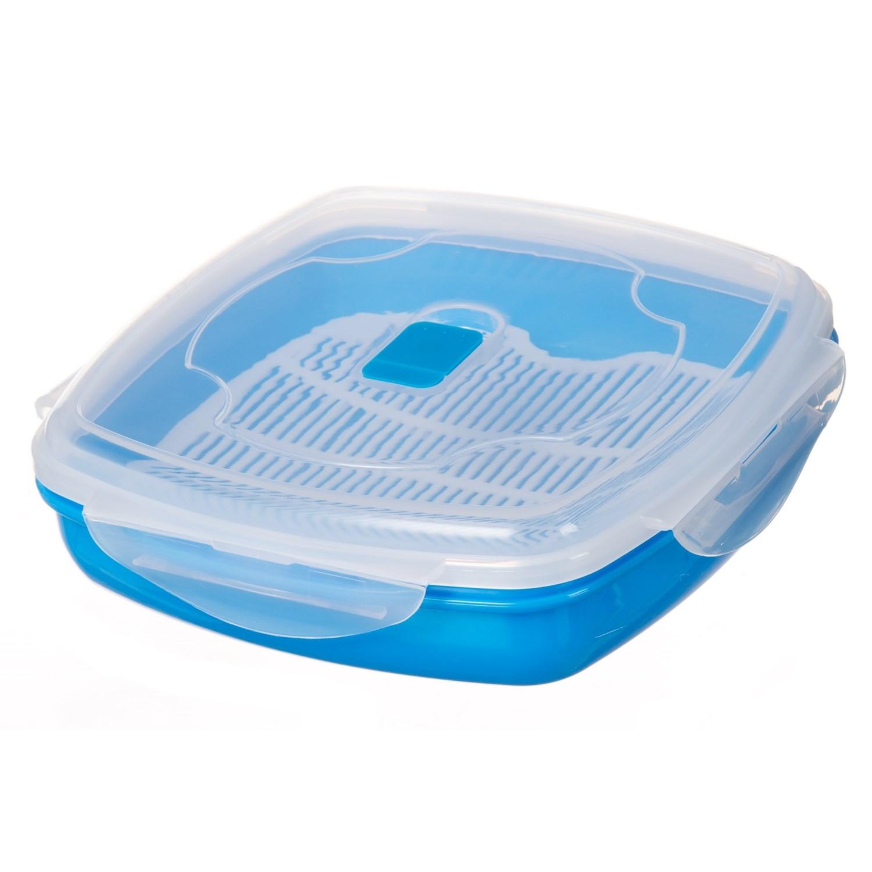 Kitchen Details Microwave Steamer - 34 oz., BPA-Free - Save 50%