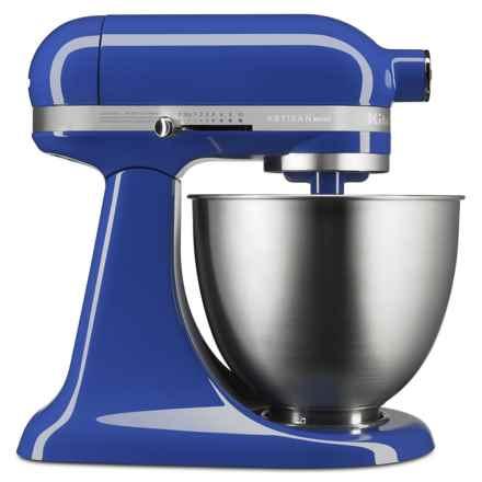 Artisan Mini Series Tilt Head Mixer - 3.5 qt. in Blue - Closeouts