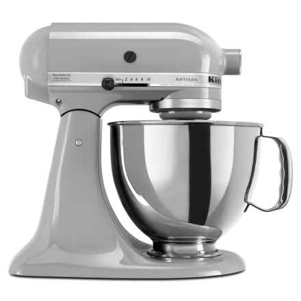 Artisan Series 5 qt. Mixer - Metallic Chrome in Metallic Chrome - Closeouts