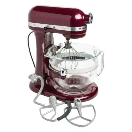 Kitchenaid Pro 600 DLX Bowl-Lift Stand Mixer - 6 qt. in Bordeaux - Closeouts