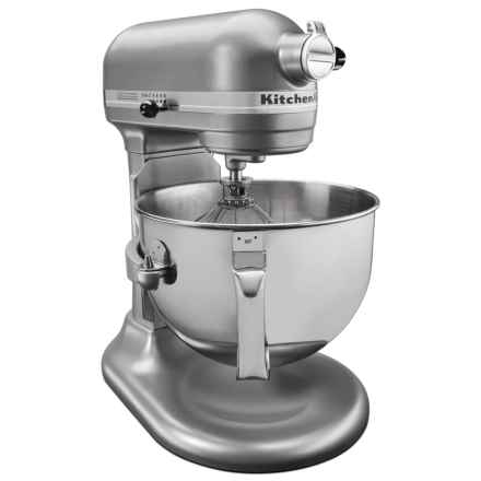KitchenAid Professional Series Stand Mixer - 6 qt. in Silver - Overstock