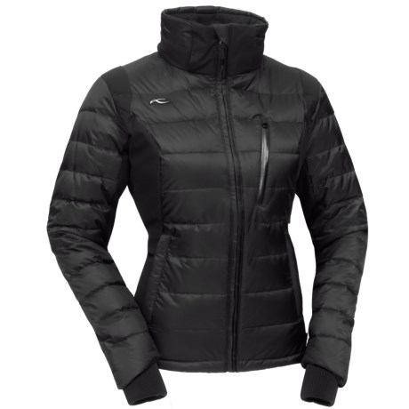 KJUS Accell Down Jacket - 650 Fill Power (For Women) in Black
