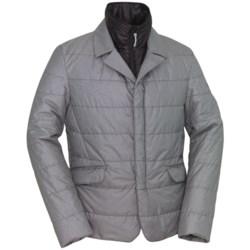 KJUS City Blazer Jacket - Removable Vest (For Men) in Peacoat