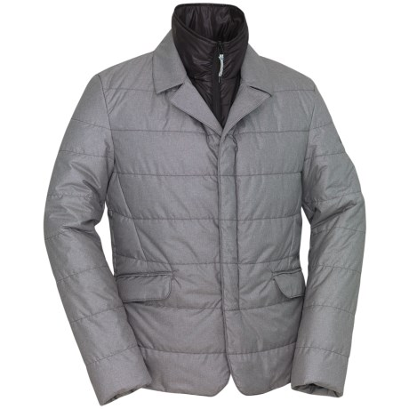 KJUS City Blazer Jacket - Removable Vest (For Men) in Peacoat