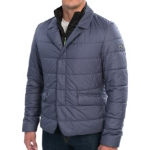 KJUS City Blazer Jacket - Removable Vest (For Men) in Peacoat - Closeouts