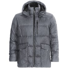 KJUS Corso Como Down Jacket - 650 Fill Power (For Men) in Grey Melange - Closeouts