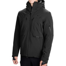 KJUS Cuche Special Edition Ski Jacket - Waterproof, Insulated (For Men) in Black - Closeouts