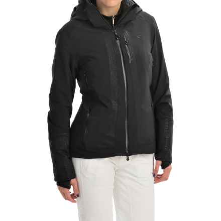 KJUS Formula DLX Ski Jacket - Insulated (For Women) in Black - Closeouts