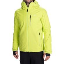 KJUS Formula Ski Jacket - Waterproof, Insulated (For Men) in Sulphur/Dusk - Closeouts