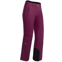 KJUS Infinity Ski Pants - Insulated (For Girls) in Aubergine - Closeouts