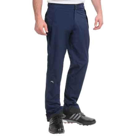KJUS Pro 3L II Golf Pants - Waterproof (For Men) in Atlanta Blue - Closeouts