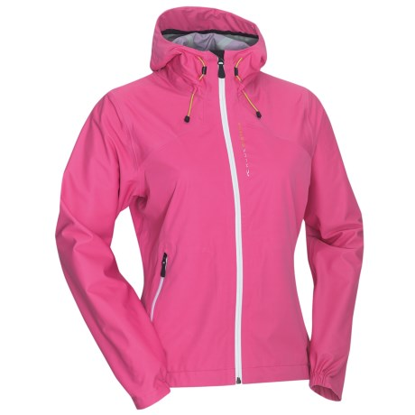 KJUS Sequoia Jacket - Waterproof, Soft Shell (For Women) in Fandango Pink