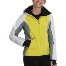 KJUS Southside PrimaLoft® Jacket - Waterproof, Insulated (For Women) in Sulpher - Closeouts