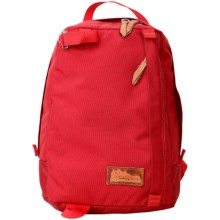 Kleterrwerks Day Backpack - 15L in Red/Red - Closeouts