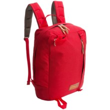 Kleterrwerks Summit Backpack - 20L in Red/Red - Closeouts