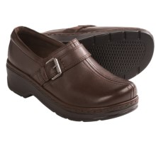 Klogs Morgan Leather Clogs (For Women) in Coffee Smooth - Closeouts