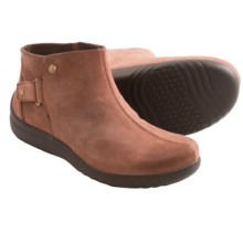Klogs Verona Ankle Boots - Leather (For Women) in Partridge Shire - 2nds