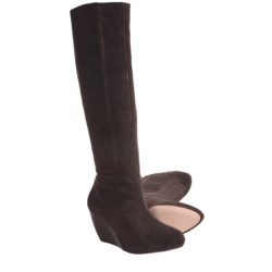Klub Nico Kitson Boots - Wedge Heel (For Women) in Espresso